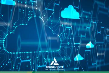 teamlogic IT technology franchise ad